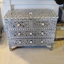 26 best Bone Inlay Furniture images on Pinterest