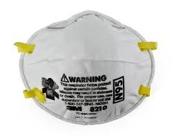3m N95 Mask Size Chart 3m Particulate Respirator 8210 N95 160 Ea Case 3m United