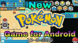 Monster Zone   New Pokemon Gba Like Game For Android - YouTube