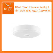 Đèn LED ốp trần mini Yeelight cảm biến hồng ngoại ( 250 mm )