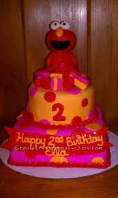 15 Coolest Elmo Cake Ideas Coolest Birthday Cakes