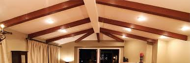 lighting ideas for cathedral ceilings. cathedral ceiling with uplighting between exposed beams in openplan living area lighting ideas for ceilings i