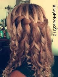 Exemple Coiffure Jolie Cheveux Mi Long
