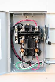 illustration of 8 kw dc gt solar pv system install for residence it s one continuous wire no wire nut connections the second starts at the meter socket bottom and also terminates at the service panel
