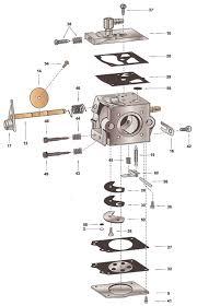 Walbro Carburetor Application Chart Walbro Wa55 Small Carb Walbro Carburetor Carburetors