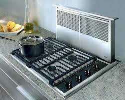 gas cooktop with vent. Exellent With Cooktops With Downdraft Ventilation Induction Exhaust    And Gas Cooktop With Vent T