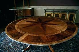 expandable round table that expands best expanding uk ta round table that expands