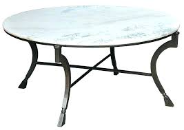 stone round coffee table top collection in with playlist