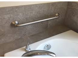 safety bars for bathroom. Innovative Grab Bars Bathroom Within Installation Cost Safety For