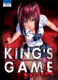 """Résultat de recherche d'images pour """"king's game"""""""