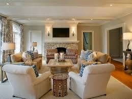 Living Room Layout Cozy Living Room Layout With Fireplace And Sectional Sofa Great