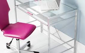 and shaped computer pull techni top office argos desk depot blackchrome out realspace glass mobili corner