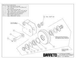 barretto 1324 exploded views manualzz com Barreto 918 Tiller at Barreto Tiller Wiring Diagram