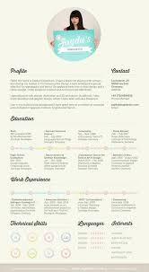 Cool Resumes Amazing 8020 Cool Resume Designs Daxnetme