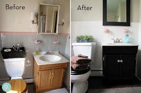 small bathroom makeovers. Cheap Bathroom Makeover Prepossessing 40 Small On A Budget Makeovers