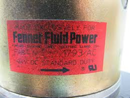 fenner fluid power 1793 ac 24v hydraulic pump w reservoir fenner fluid power 1793 ac 24v hydraulic pump w reservoir