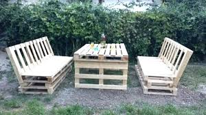 patio furniture pallets. Decoration Outdoor Furniture Made From Pallets Wooden Pallet Garden Patio  Ideas Photo 1 Of 7 Wood E