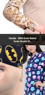 <b>ANNO</b> Elastic <b>Medical Scrubs Hospital</b> Staff <b>Uniforms</b> Pretty Nursing ...
