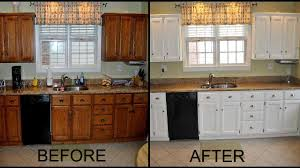 painting kitchen cabinets without sanding images spraying with airless sprayer sherwin williams cabinet paint or stripping spray also incredible cost before