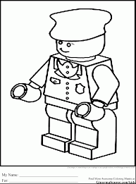 Small Picture incredible lego police coloring pages to print with the lego movie