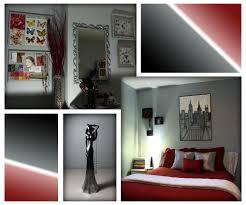 Silver Grey Bedroom Red Silver Grey Bedroom Home Sweet Home