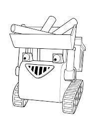 Small Picture Coloring Page Bob the builder coloring pages 27