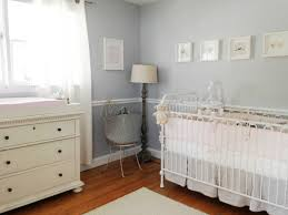 Readers\u0027 Favorite: Soft Gray And Pale Pink Nursery Project Nursery ...