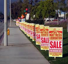 furniture sale sign. Mattress Sale Signs Furniture Sign