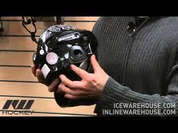 Bauer 2100 Hockey Helmet Youtube