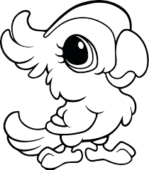 Cutest Animal Coloring Pages Thanhhoacarcom