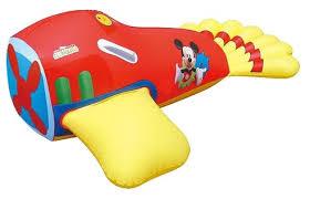 <b>Игрушка</b> для плавания <b>Bestway</b> Самолет <b>Mickey</b> Mouse Club 91010