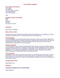 Astounding Cover Letter Template For Resume With Sample Of Resume