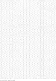 Isometric Paper Template Free Download Speedy Template