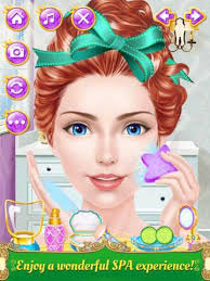 barbie makeup and dressup games lovely princess sisters salon royal beauty makeover spa makeup dress