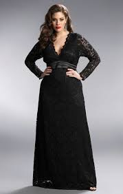 plus size long black dresses prom dress with sleeves plus sizes dresses trend