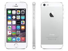 Apple iPhone 5s 16GB silber - d-tronik