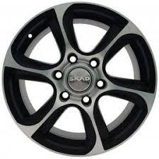 Купить литые диски <b>Скала</b> алмаз-матовый <b>СКАД 7.5x17 6x139.7</b> ...