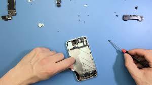 iPhone 4S Power és Home gomb csere