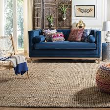 safavieh natural fiber collection nf447a hand woven natural jute area rug