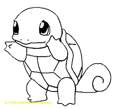 Coloring Pages Pokemon Coloring Pages With Free Printable For Kids