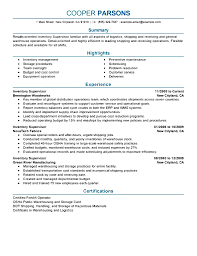 Supervisor Sample Resume Supervisor Sample Resume Enderrealtyparkco 3