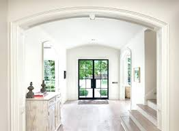 front entry rug doors with glass curved ceiling entryway distressed cabinets foyer double door best rugs