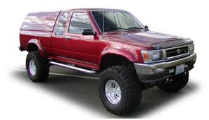 Bushwacker Fits 89-95 Toyota Pickup (31016-01) Extend-A-Fender ...