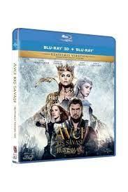 Yeni Film Brd Avcı: Kış Savaşı 3D Bd + 2D Bd / The Huntsman: Wınter'S War  Fiyatı, Yorumları - TRENDYOL