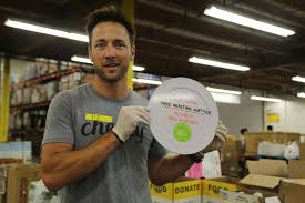 """LA Regional Food Bank on Twitter: """"Join PJ Brice,Founder of @cheeky in  making a difference for #HungerActionMonth… """""""