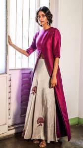 Designer Long Skirt Dresses Beautiful Hand Embroidered Butis Skirt With Long Jacket