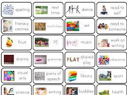 Time Table Chart For Primary School Bedowntowndaytona Com