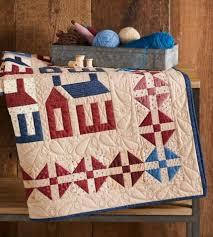 House Block Quilt Patterns | AllPeopleQuilt.com & Americana Home Adamdwight.com