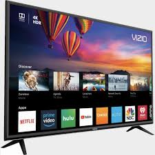 Grab Vizio\u0027s 50-inch 4K Smart TV for $350 with a $100 gift card