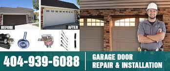 stockbridge ga garage doors banner